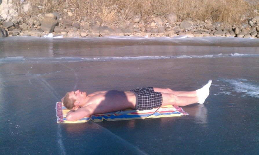 mike ice tanning